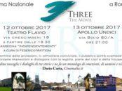 Three the Movie a Roma