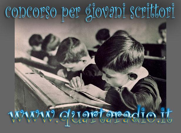 concorso per giovani scrittori