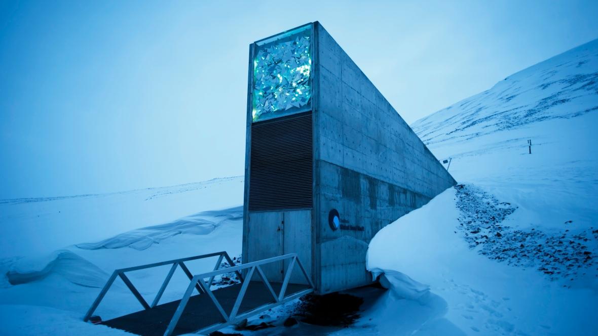 """In Norvegia è nata la """"Doomsday Library"""" la biblioteca che custodirà la cultura mondiale"""