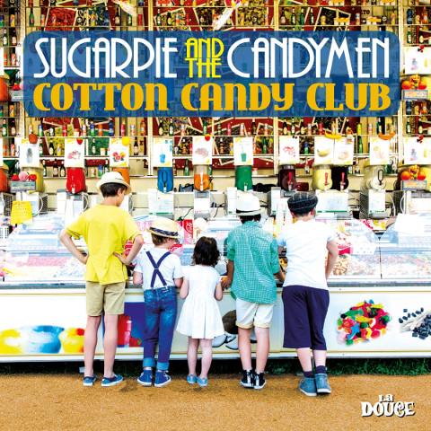 """""""Cotton candy club"""", il nuovo disco di Sugarpie and the Candymen"""