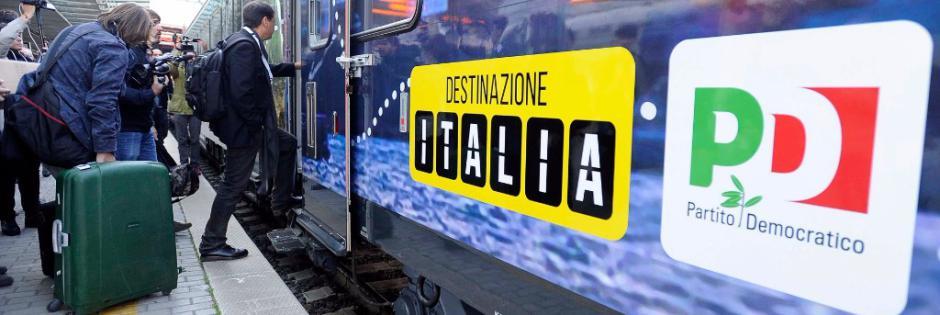 Donna investita e uccisa dal treno affittato da Matteo Renzi