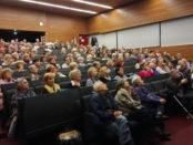 pubblico conferenza