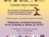 Mostra Integr'Azione a Roma
