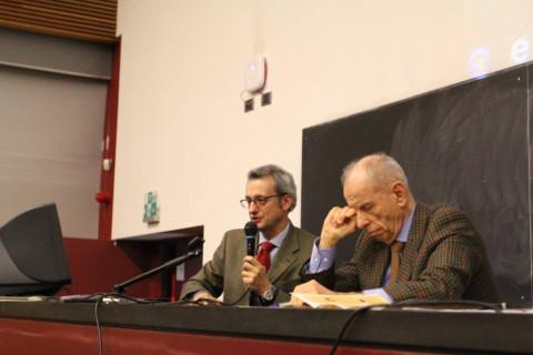 Paolo Fornengo e Roberto Rey