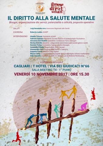 conferenza su diritto a salute mentale