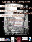 Maestri del '900: Cinque grandi nomi dell'Arte figurativa in mostra a Pietrasanta