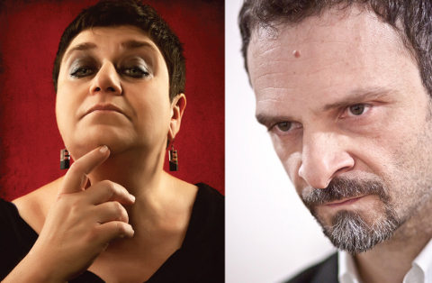 """""""Soirée de vos"""" con Serra Yilmaz e Ciro Masella a Firenze"""