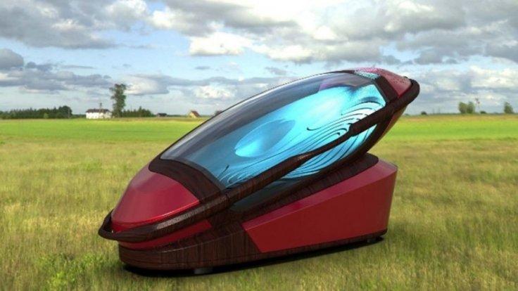 """Una stampante 3D costruirà """"Sarco"""" una capsula per il suicidio fai-da-te"""