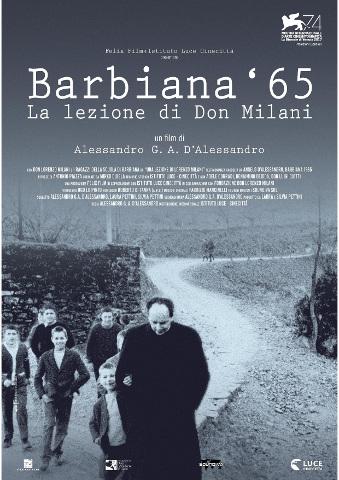 Barbiana '65: la lezione di Don Milani al Teatro Giotto di Vicchio