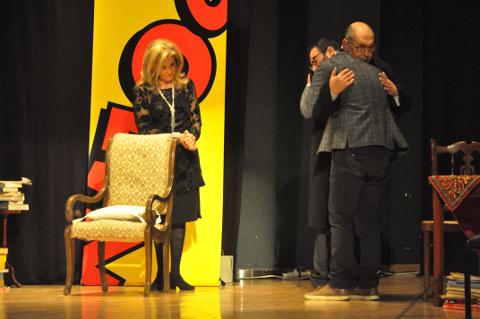 """Ultima giornata del festival """"L'Ora di Teatro"""" a Montecarlo"""