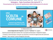 assemblea a Selargius su donazione organi