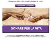 incontro su donazione di organi all'Università della terza età di Quartu