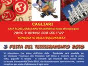 tombolata solidale a Cagliari