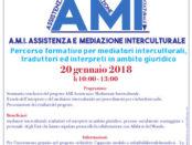 seminario su mediazione culturale