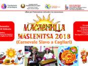 Maslenitsa il carnevale slavo a Cagliari