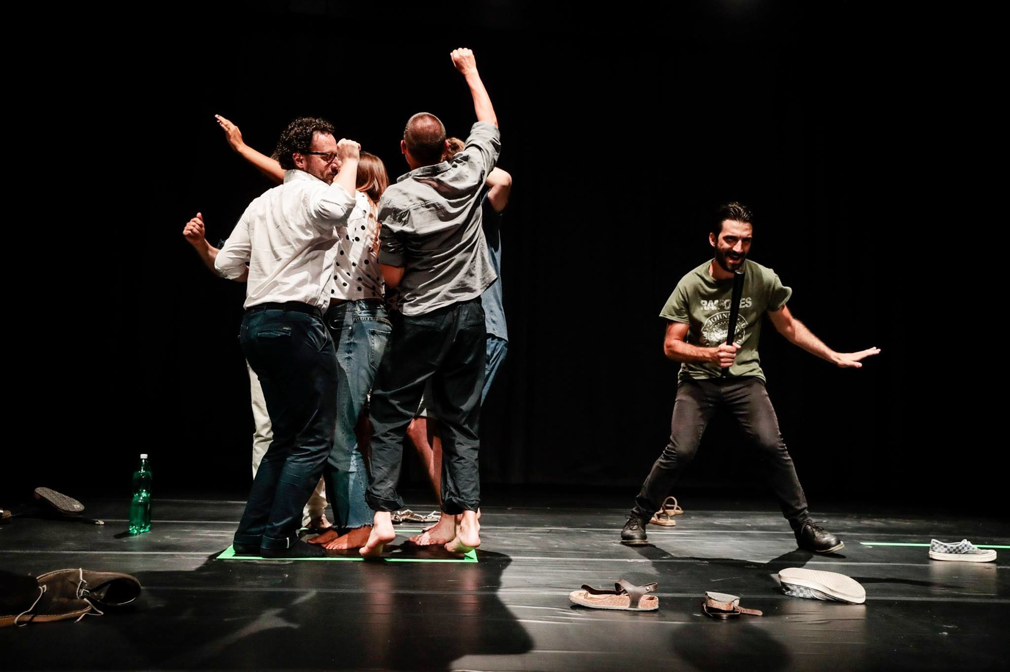 Tenuta Dello Scompiglio Vorno (Capannori, Lucca)  sabato 24 e domenica 25 febbraio M2: performance partecipata del gruppo Dynamis