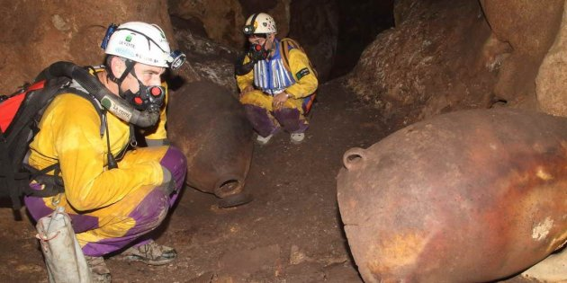 Scoperto in Sicilia vino di 6 mila anni fa