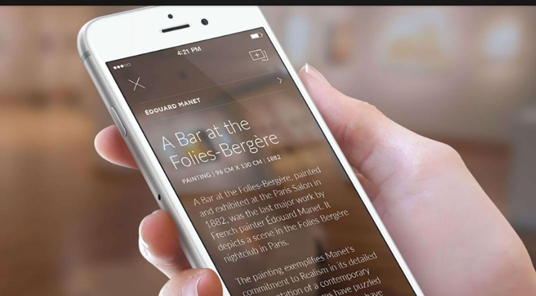 Nasce Smartify applicazione gratuita che aiuta a riconoscere le varie opere d'arte