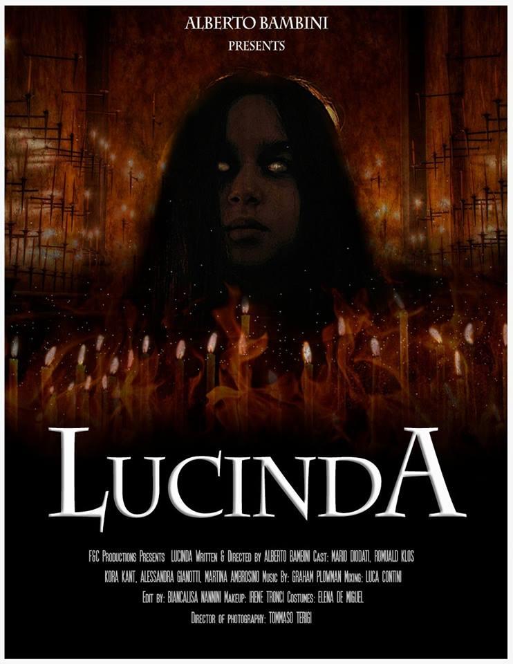 Crowdfunding per Lucinda, cortometraggio di artisti lucchesi. Intervista al regista Alberto Bambini