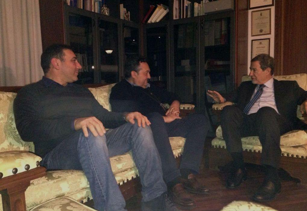 Catania, il Sifus a confronto con il presidente Musumeci
