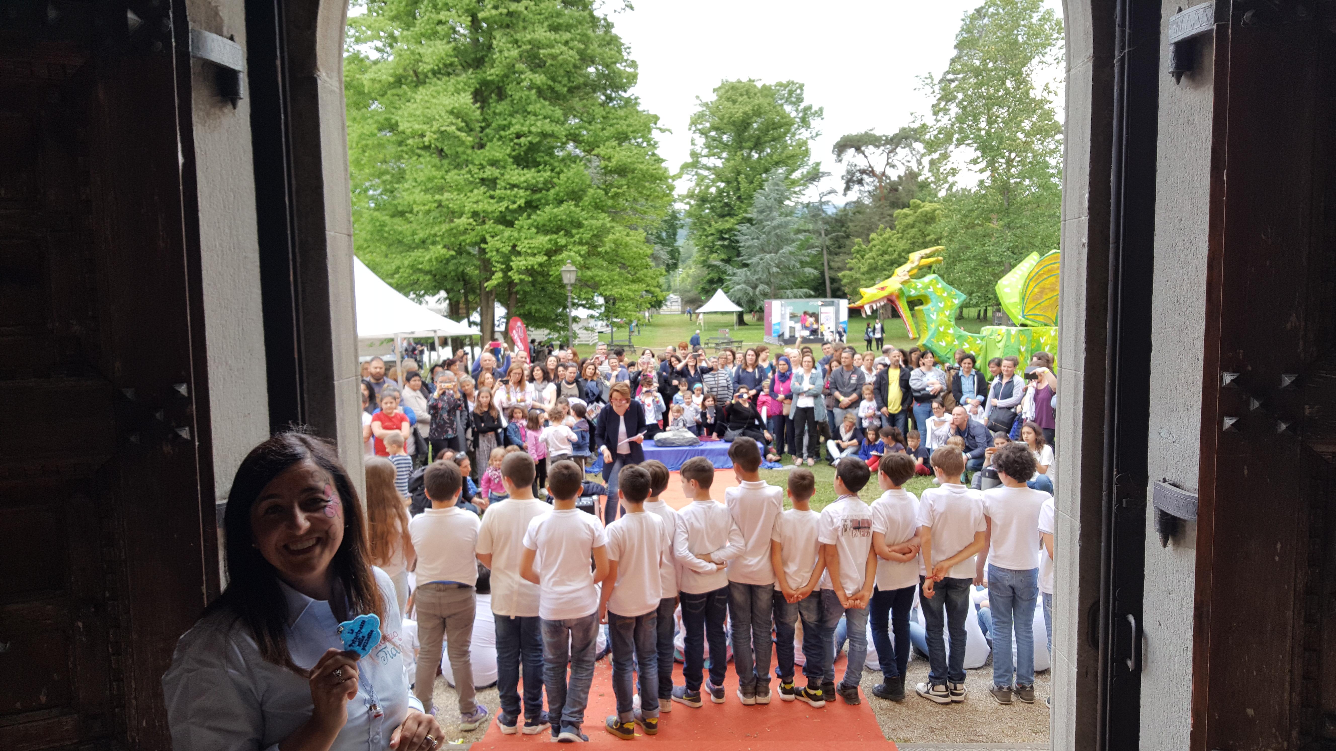 Borgo San Lorenzo: Inaugurata la quarta edizione di Mugello da Fiaba