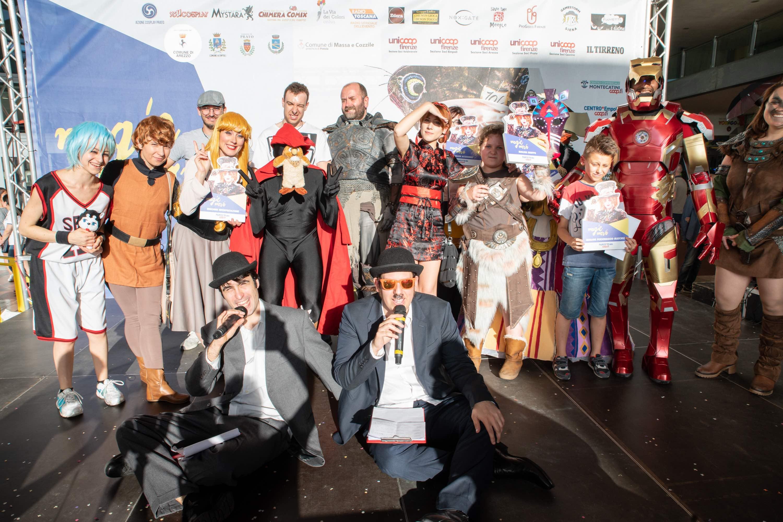 Tutti i vincitori di Magic Move,  l'evento all'insegna del fantasy che piace a grandi e piccini