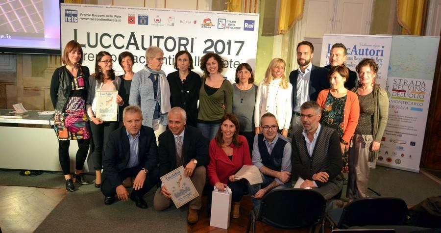 PREMIO RACCONTI NELLA RETE 2018