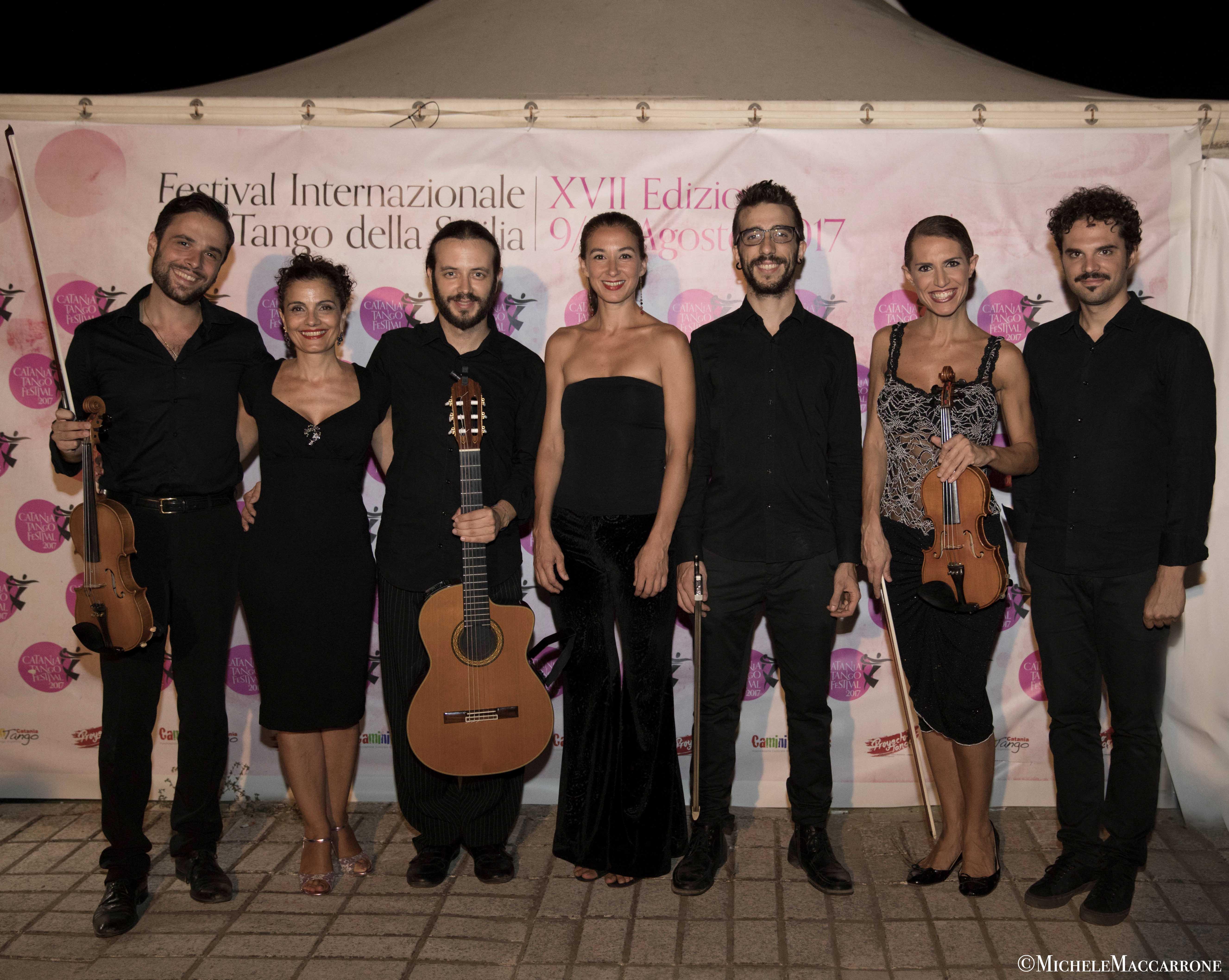 """Catania: il festival del tango entra nel vivo questa sera con i Maestri del """"Classico e Contemporaneo"""""""