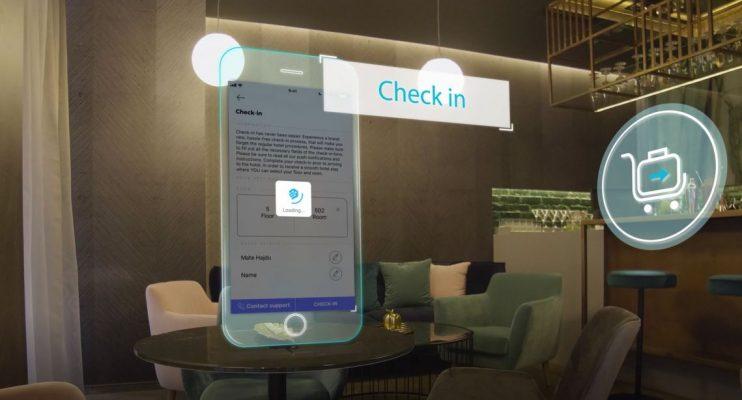 A Budapest il primo hotel d'Europa controllabile tramite smartphone