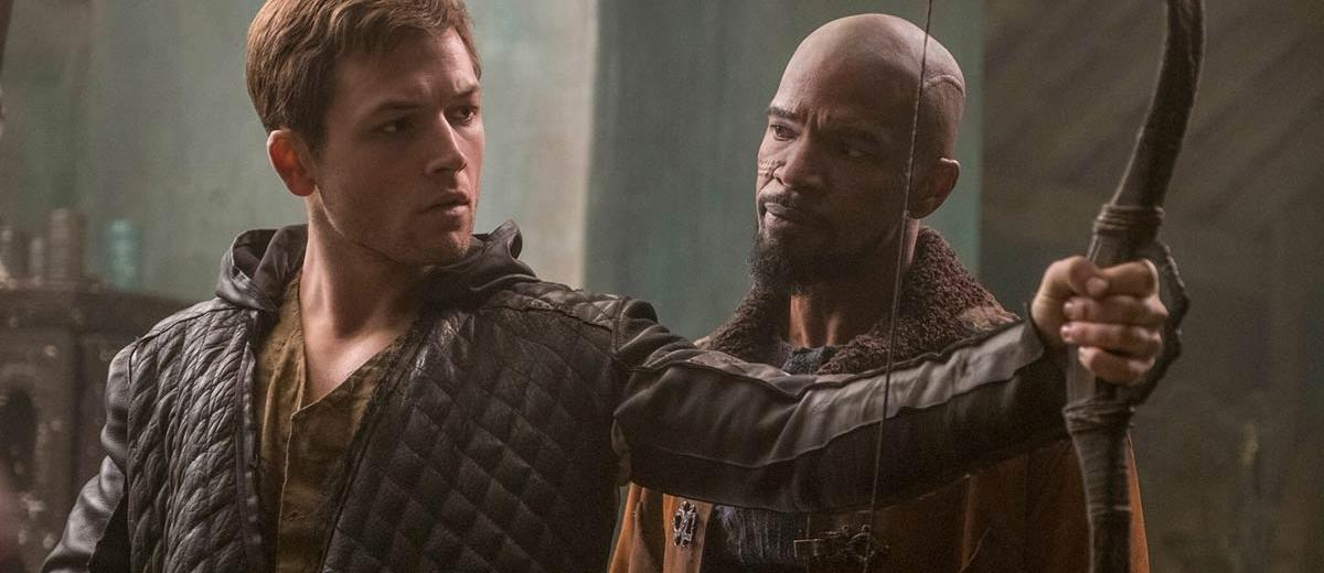 Arco, frecce e azione: il ritorno alle origini di Robin Hood