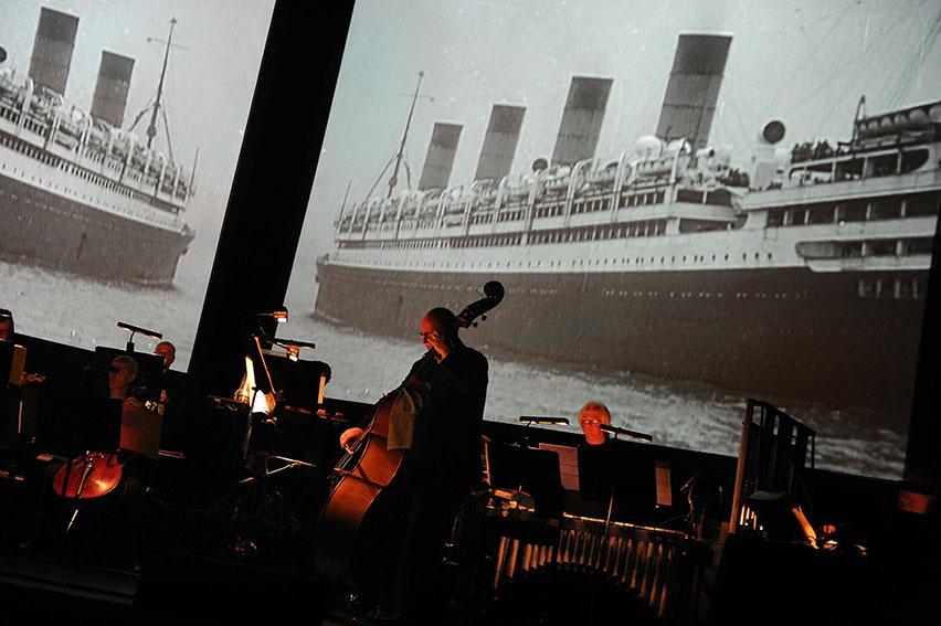 """""""The Sinking of the Titanic""""è il concerto proposto il 6ottobre nella Tenuta dello Scompiglio di Vorno (Lucca)"""