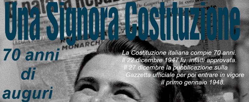 """LA CARTA COSTITUZIONALE A TORINO DIVENTA """"INTERNAZIONALE"""""""