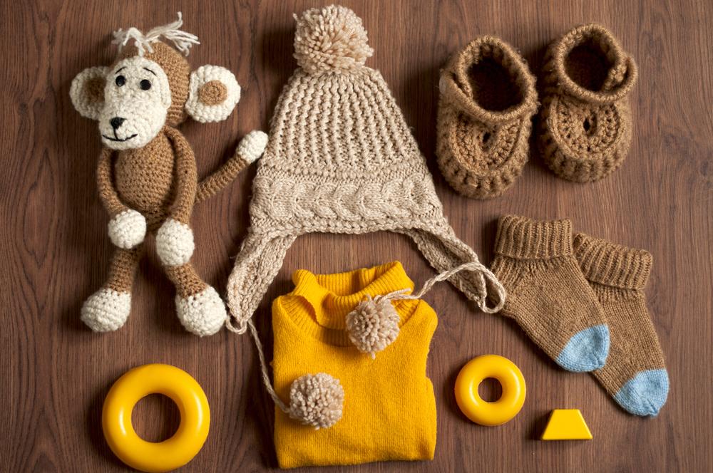 Arriva il freddo, ecco come vestire i bambini