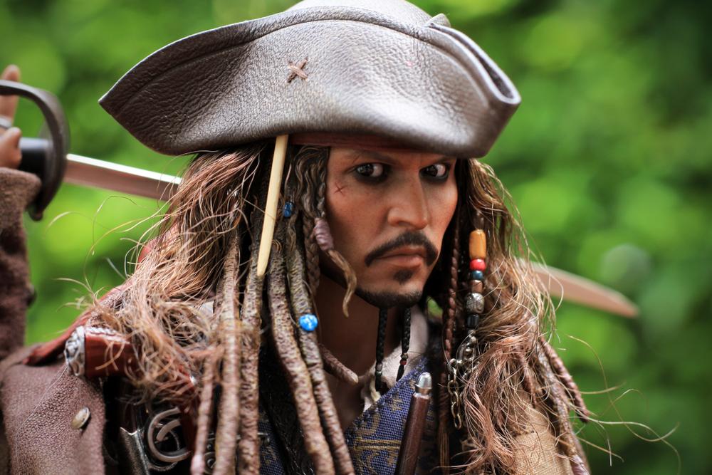 Letteratura e cinema: i pirati di successo