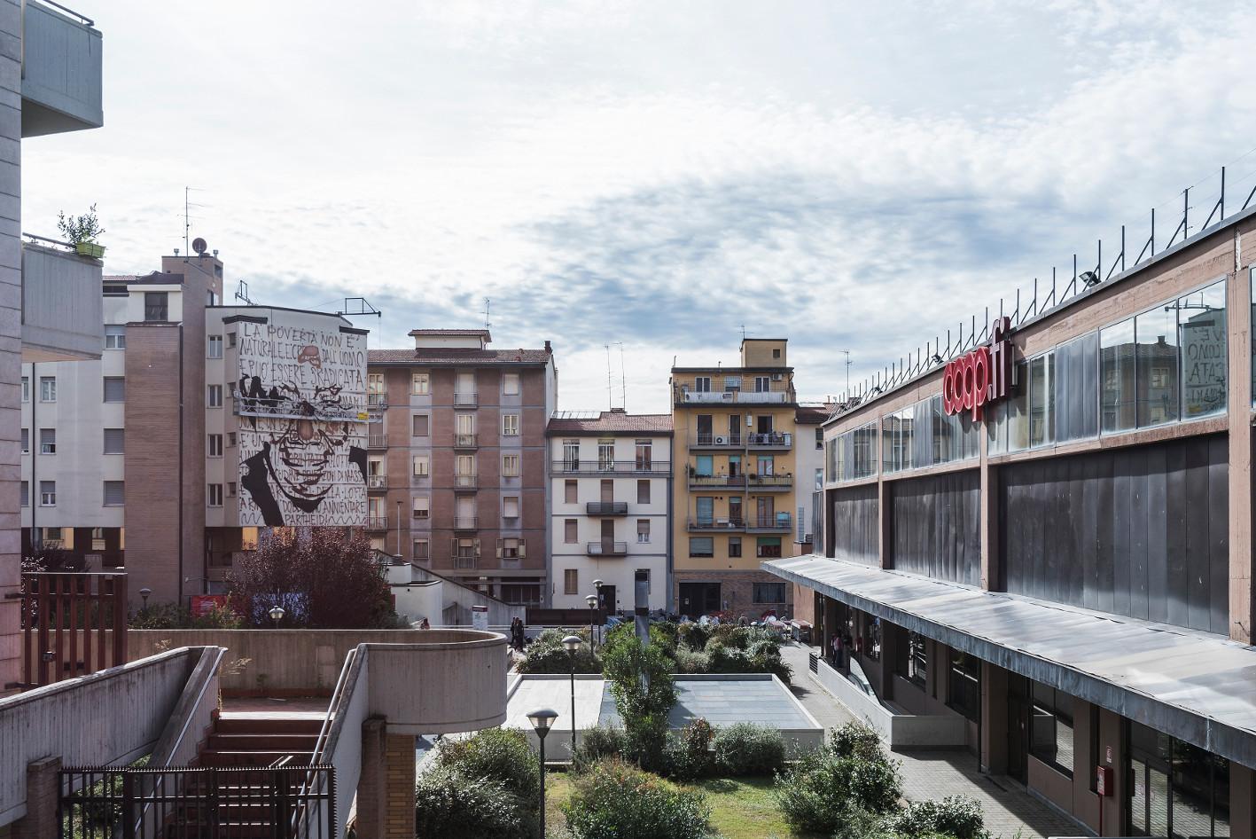 """Firenze: Al via la realizzazione del murale  """"Il Condominio dei Diritti"""" a firma dell'artista Jorit Agoch"""