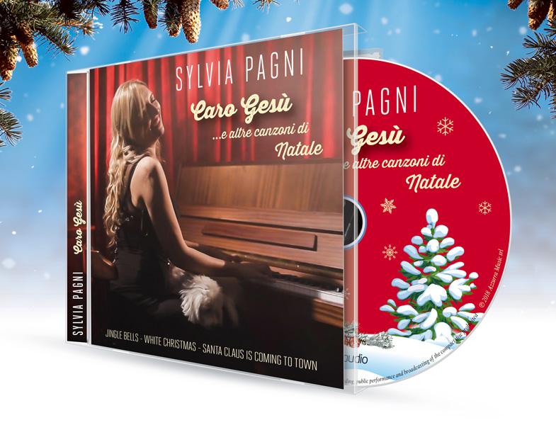 Esce il 18 dicembre il nuovo album di Sylvia Pagni voce, fisarmonica e pianoforte per un album natalizio di classe e allegria