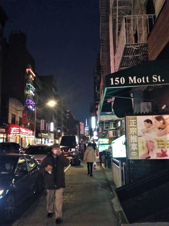 A NEW YORK, UNA CASA A MOTT STREET E IL RICORDO DEL NONNO
