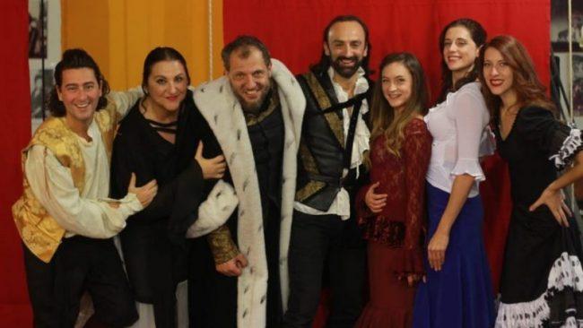 Spettacolo di Capodanno a Barberino di Mugello, un evento fantastico!