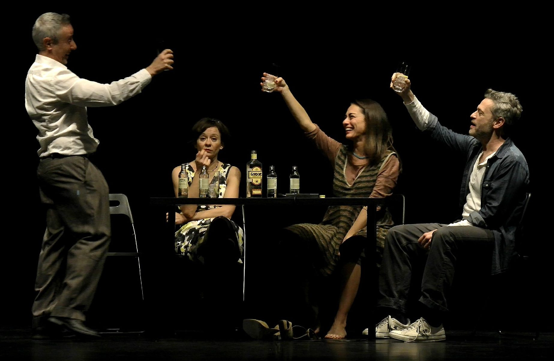 """Firenze: Per San Valentino, """"Scusate se parliamo d'amore"""", liberamente tratto dai racconti di Raymond Carver in scena al Teatrodante Carlo Monni"""