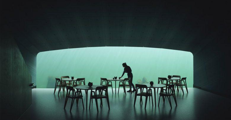 In Norvegia nasce Under il primo ristorante subacqueo