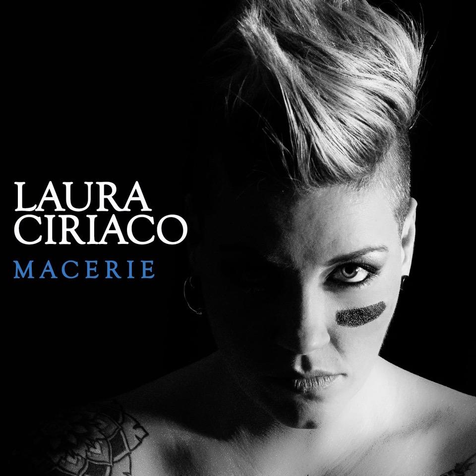 """""""Macerie"""" è il nuovo singolo della cantautrice abruzzese, in uscita in radio e in digital download sabato 6 aprile, a 10 anni di distanza dal terremoto dell'Aquila."""