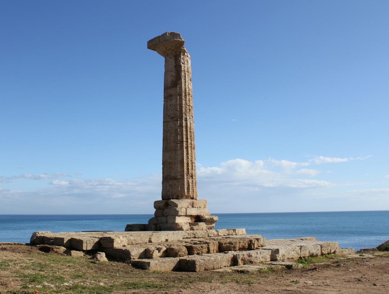 Parco archeologico nazionale di Capo Colonna (Crotone)