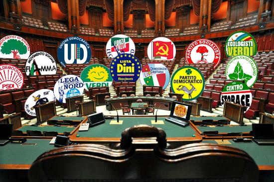 LA POLITICA ITALIANA: UN DELETERIO… MOTO PERPETUO
