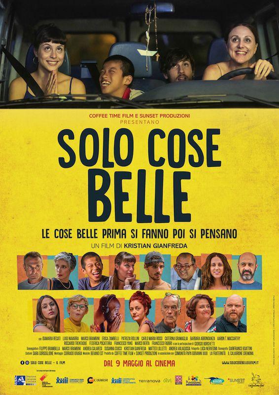 """In uscita il film """"Solo Cose Belle""""  ispirato alle case famiglie fondate da don Oreste Benzi"""