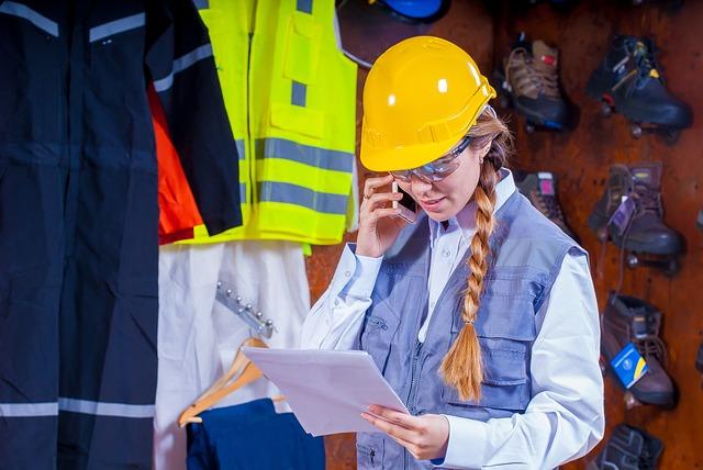 L'importanza di disporre del giusto abbigliamento da lavoro