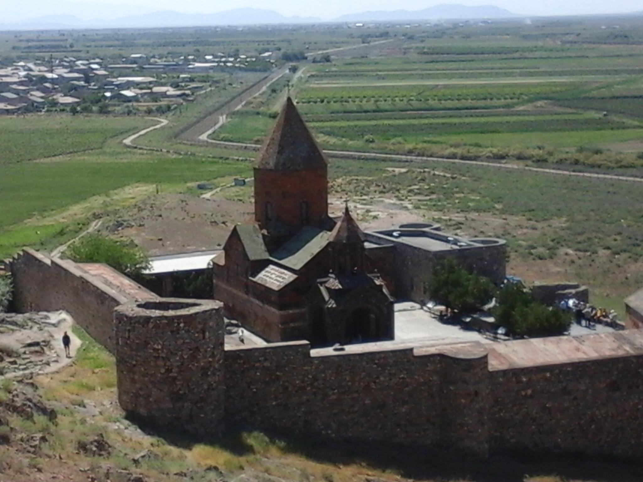 Seconda tappa in Armenia: Monasteri e Khachkar