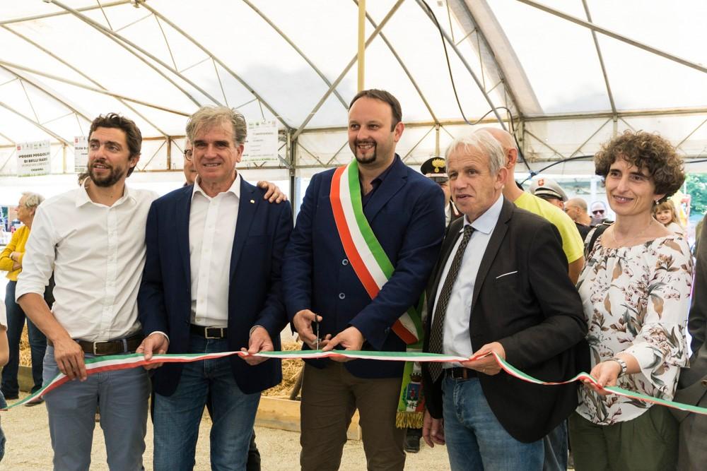 Inaugurata la 39° Fiera Agricola Mugellana