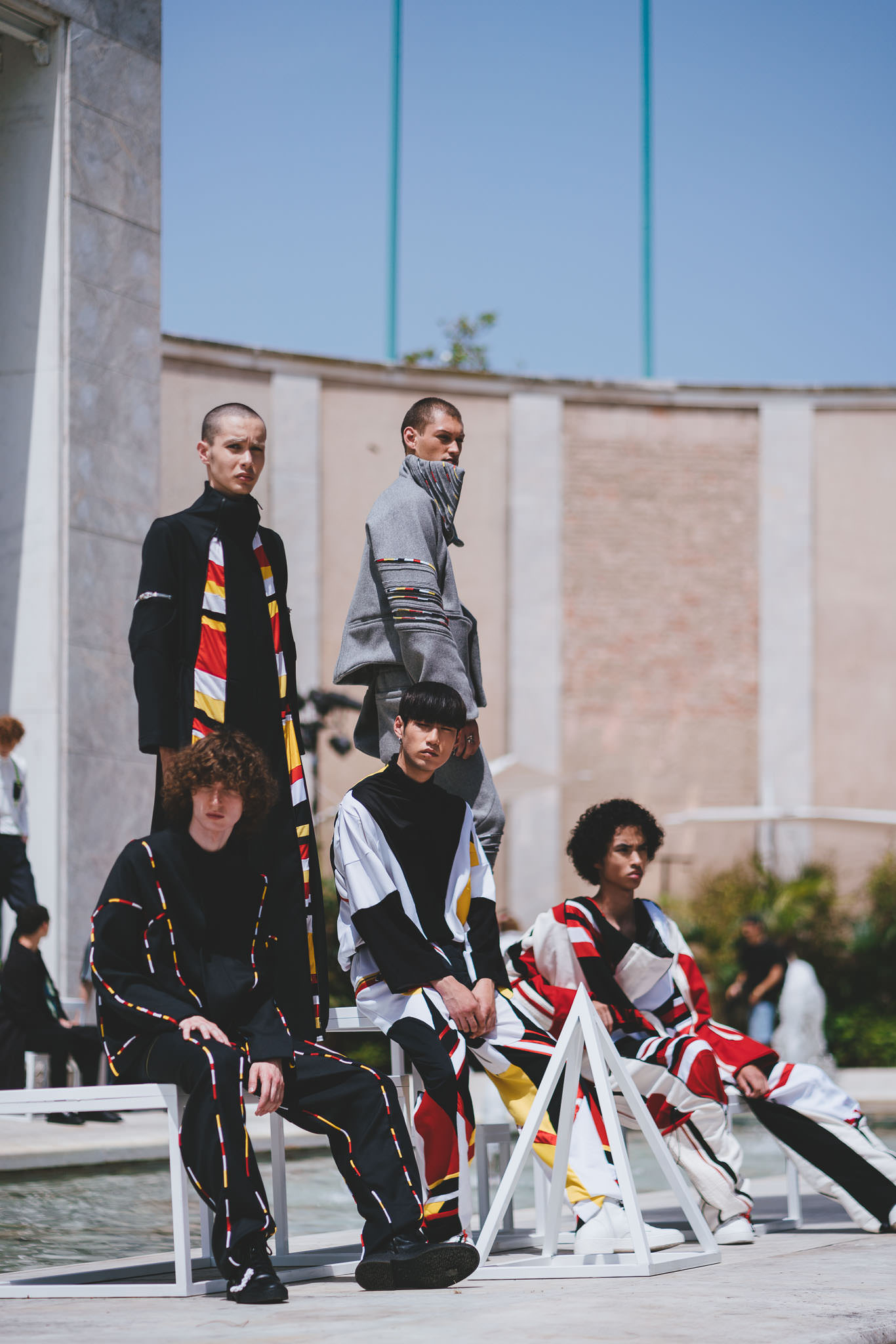 A Pitti Immagine Uomo 96, si presentano la collection e i fashion film di THE TIME IS NOW!