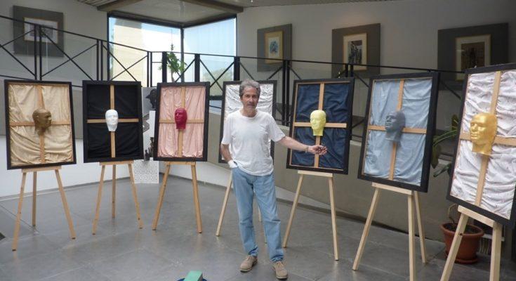 """Sibaritide: Inaugurata la mostra """"Anemos"""" di Enzo Palazzo"""