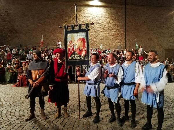 XIX edizione PALIO DEL BARONE 2019 – Grande evento Città di Tortoreto (TE)